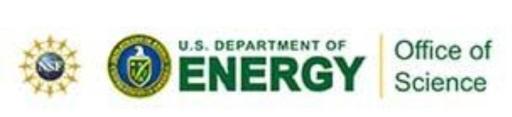 NSF DOE Logo
